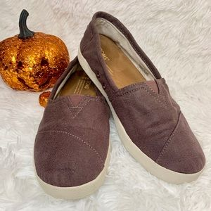 Toms Shoes - Brown Woman Toms